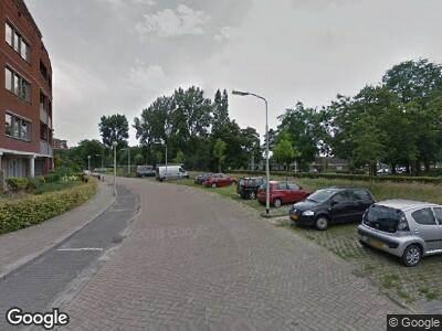 Brandweer met gepaste spoed naar Keplerstraat in Nijmegen