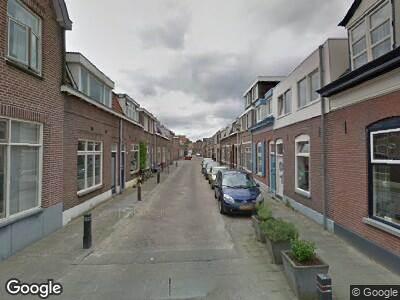 Ambulance naar Meelstraat in Tilburg