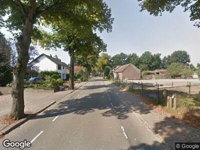Ambulance met grote spoed naar Groenstraat in Melick