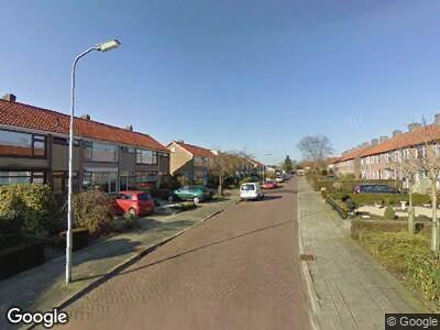 Ambulance met gepaste spoed naar Johannes Vermeerstraat in Voorthuizen