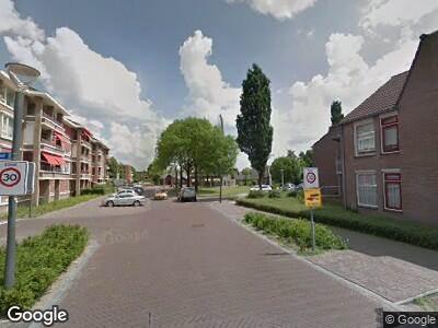 Ambulance met gepaste spoed naar Molenstraat in Best
