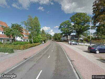 Ambulance naar Ulvenhoutselaan in Breda