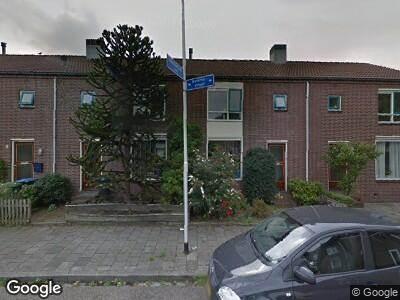 Ambulance met gepaste spoed naar Watertorstraat in Nijmegen