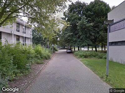 Brandweer met grote spoed naar Gelissendomein in Maastricht vanwege brand