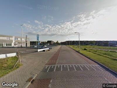 Ambulance met grote spoed naar Somerenerf in Tilburg