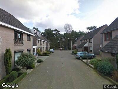Ambulance met gepaste spoed naar Dijkshornhof in Tilburg