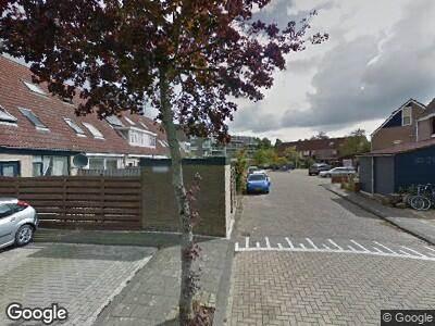 Ambulance met gepaste spoed naar Scherpgras in Spijkenisse