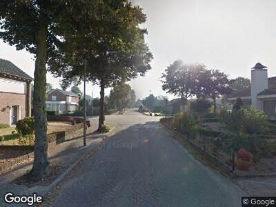 Ambulance met gepaste spoed naar Kruisstraat in Herpen
