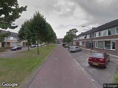 Ambulance met gepaste spoed naar Goselingstraat in Oosterhout