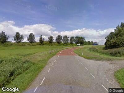 Ambulance met gepaste spoed naar Bosweg in Ooltgensplaat