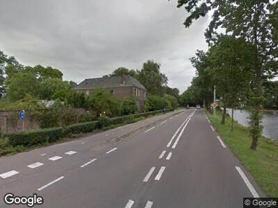 Politie naar Straatweg in Maarssen