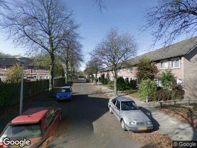 Ambulance met grote spoed naar Boekweitstraat in Eindhoven