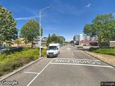 Ambulance met gepaste spoed naar Graan voor Visch in Hoofddorp