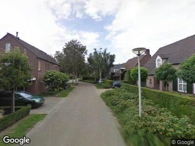 Ambulance met gepaste spoed naar Slutelakker in Lierop