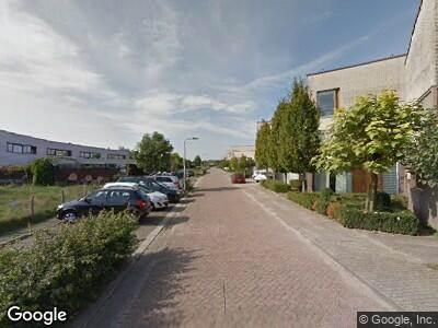 Ambulance met gepaste spoed naar Marlestraat in Tilburg