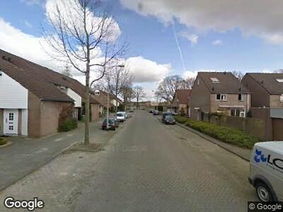 Ambulance naar Deilstraat in Tilburg