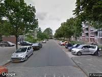 112 melding Brandweer naar Roordastraat in Haarlem vanwege een liftopsluiting
