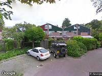 112 melding Ambulance naar Korianderplaats in Rozenburg