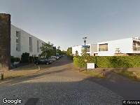 112 melding Ambulance naar Zandreiger in Eindhoven