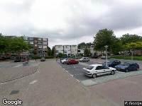 112 melding Ambulance naar Zilverschoonplein in Zaandam