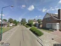 112 melding Ambulance naar Van den Eijndelaan in Someren
