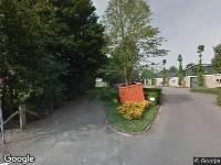 112 melding Brandweer naar Oisterwijksebaan in Berkel-Enschot vanwege schoorsteenbrand