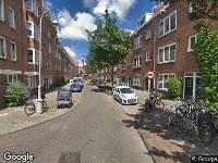 112 melding Ambulance naar Mesdagstraat in Amsterdam