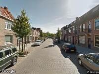 112 melding Ambulance naar Sumatrastraat in Tilburg