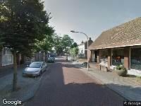 112 melding Ambulance naar Dorpsstraat in Rosmalen