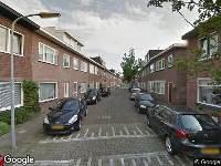 112 melding Brandweer naar Minahassastraat in Haarlem