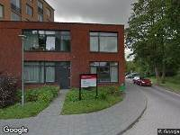 112 melding Brandweer naar Vuurscheschans in Nieuwegein vanwege afgaan automatisch brandalarm