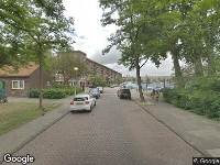 112 melding Ambulance naar Akbarstraat in Amsterdam
