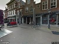 Ambulance naar Oude Groenmarkt in Haarlem