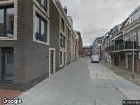 112 melding Brandweer naar Gedempte Keizersgracht in Leeuwarden