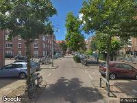 112 melding Ambulance naar Willem Passtoorsstraat in Amsterdam