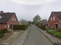 Brandweer naar Kooiweg in Eelde vanwege verkeersongeval