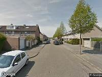 Brandweer naar Siënalaan in Eindhoven