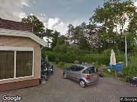 Brandweer naar Papelaan in Weesp vanwege waarnemen gaslucht