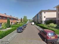 112 melding Ambulance naar Dubbelstraat in Dordrecht