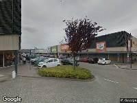 112 melding Brandweer en politie naar Kruisvoort in Breda