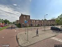 Ambulance naar Kolfschotenstraat in Amsterdam