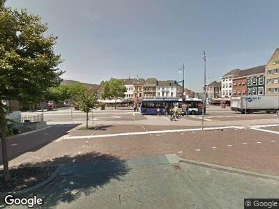 Brandweer naar Stationsplein in Roermond