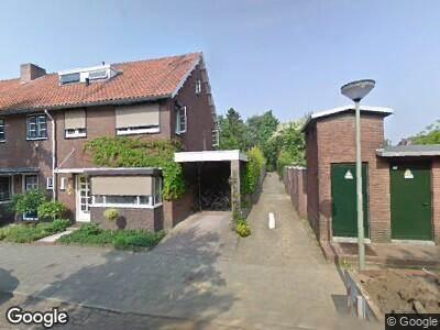 Ambulance naar Prinsesselaan in Roermond