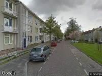 Brandweer naar Havikstraat in Dordrecht vanwege brand