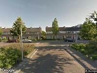 112 melding Ambulance naar Mirachstraat in Eindhoven