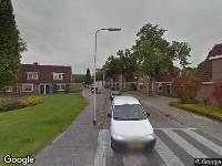 Traumahelikopter naar Willemstraat in Ridderkerk