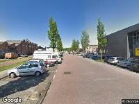 112 melding Ambulance naar Gedempt Hamerkanaal in Amsterdam