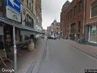 Ambulance naar Zijlstraat in Haarlem