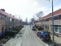 112 melding Ambulance naar Vechtstraat in Dordrecht