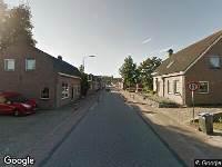 112 melding Ambulance naar Spoorstraat in Waspik